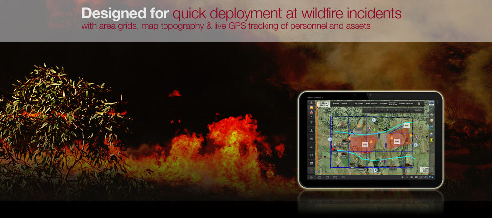 Designed For Wildfire Search & Rescue