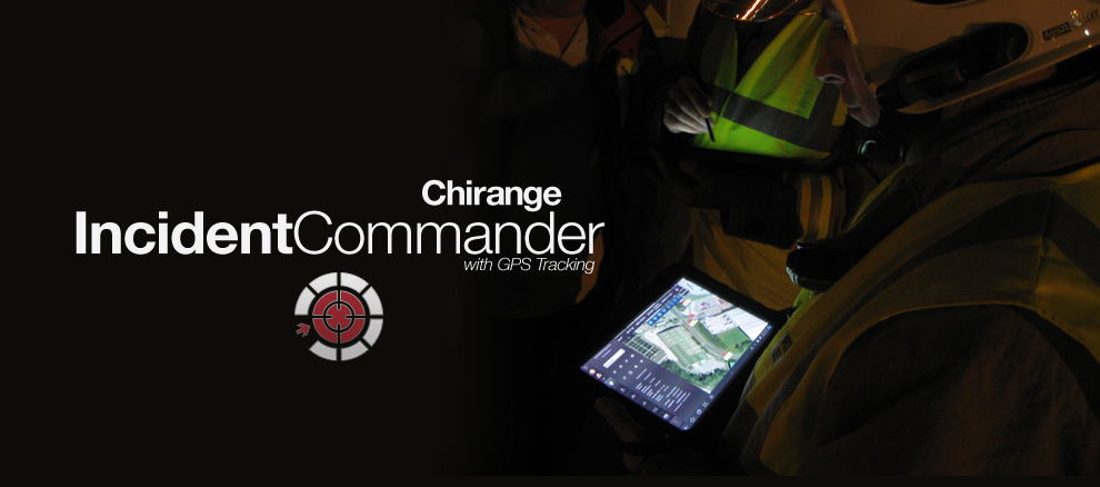 Chirange Incident Commander