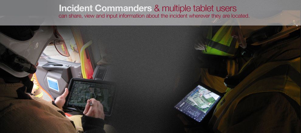 Incident Commander Fire Rescue Application