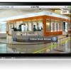 Indoor navigation airport iPhone app AR1b