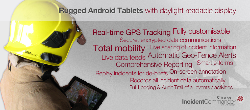 Rugged Android Tablets With Daylight Readable Display